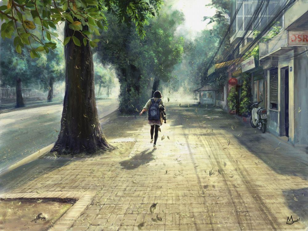 """""""Давайте, как раньше, знакомиться на улице…"""""""