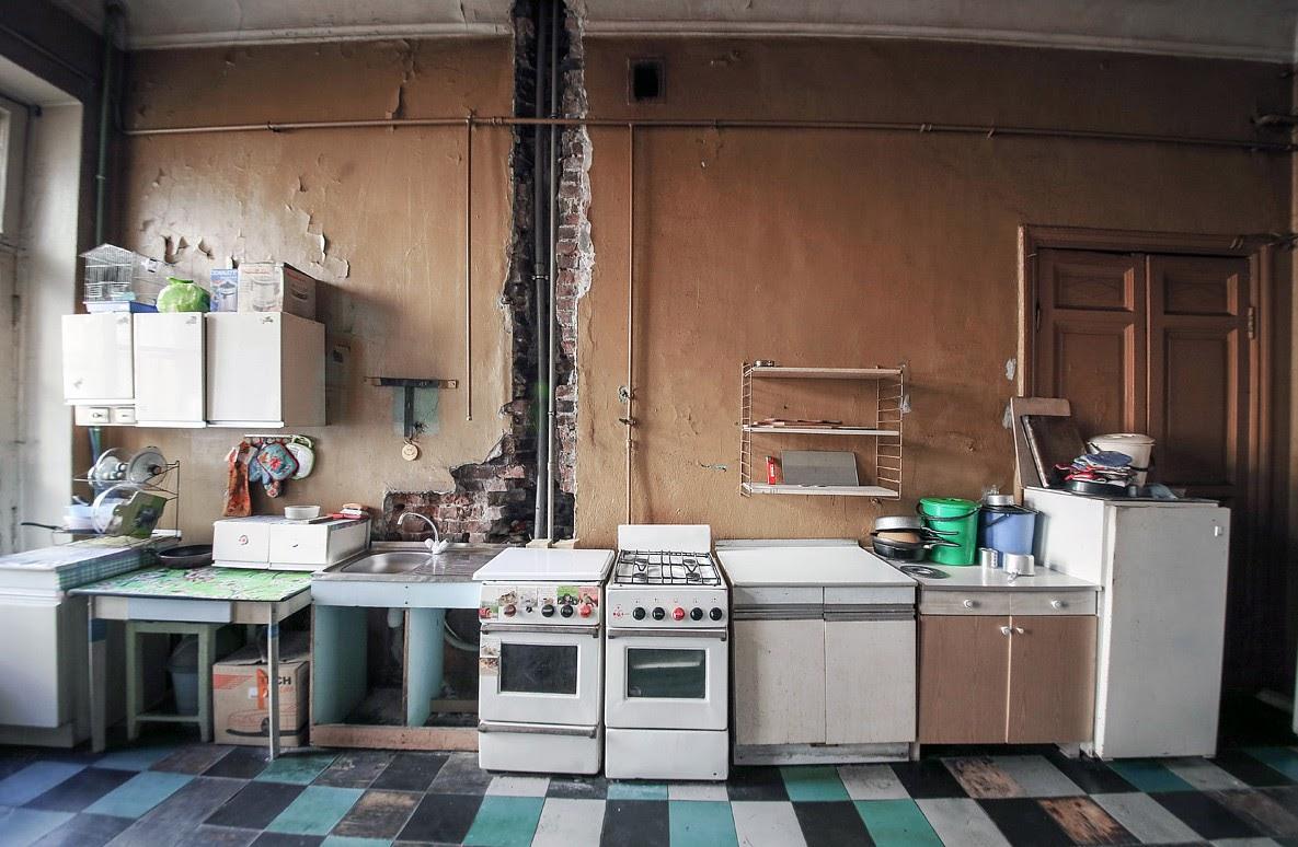 Америка, СССР, жилищный вопрос